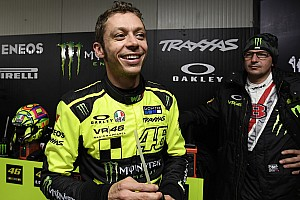 """Other rally Noticias de última hora Rossi: """"¿Un test con Mercedes? ¡Cómo podría decir que no!"""""""