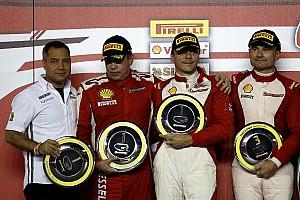 Ferrari Résumé de course Finales Mondiales Ferrari: Loefflad remporte le titre mondial Coppa Shell