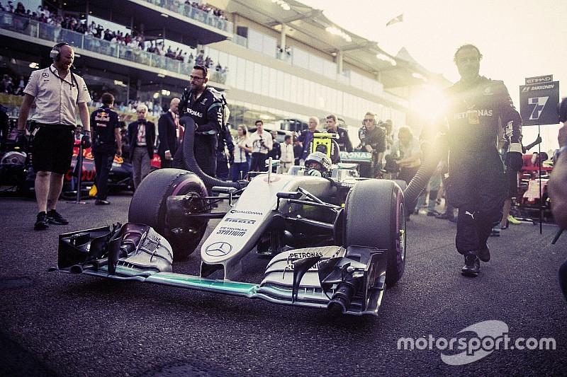 Ferrari: saída de Rosberg não enfraquece Mercedes