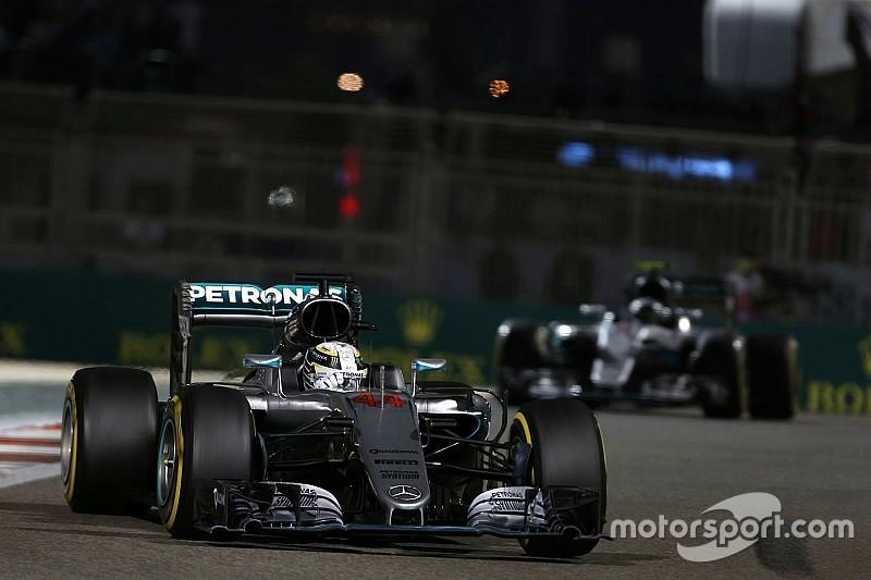 В Mercedes закрили питання поведінки Хемілтона в Абу-Дабі