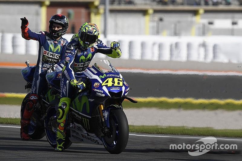Lorenzo: tensão com Rossi diminui com ida para Ducati