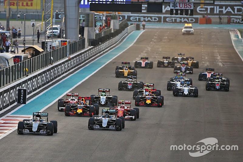 FIA опубликовала заявочный лист Формулы 1 2017 года