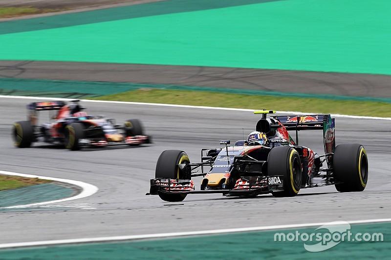 Análisis F1 2016: Toro Rosso sobrevivió a los cambios