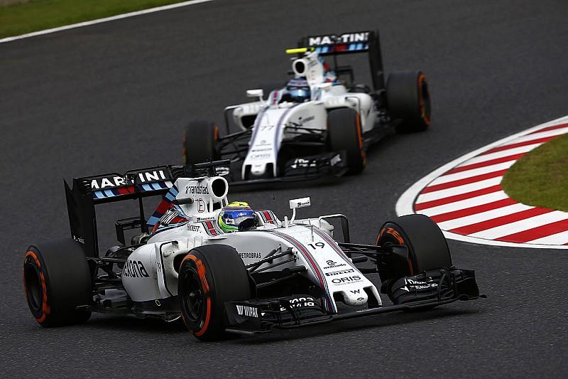 F1年度总结之威廉姆斯:一路下滑