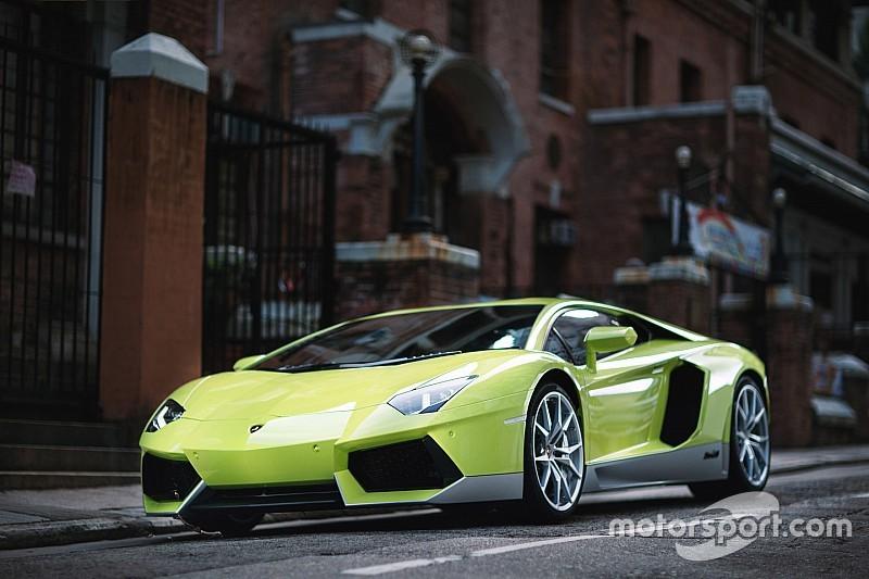 'Lamborghini onthult Aventador S in januari'