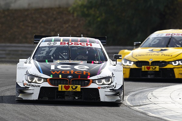 BMW назвала составы своих команд в DTM