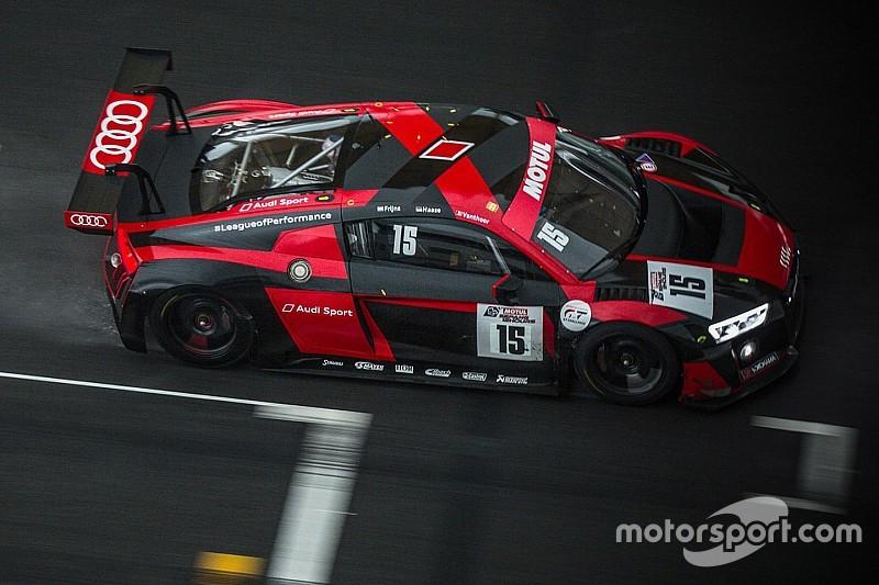 12h Sepang: Audi dominiert und siegt im Regen