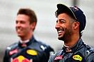 Mi megmondtuk: Ricciardo szárnyalt, Kvyat a