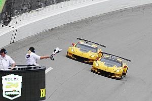 IMSA Новость Роккенфеллер и Фесслер вернутся в Corvette на «24 часа Дайтоны»