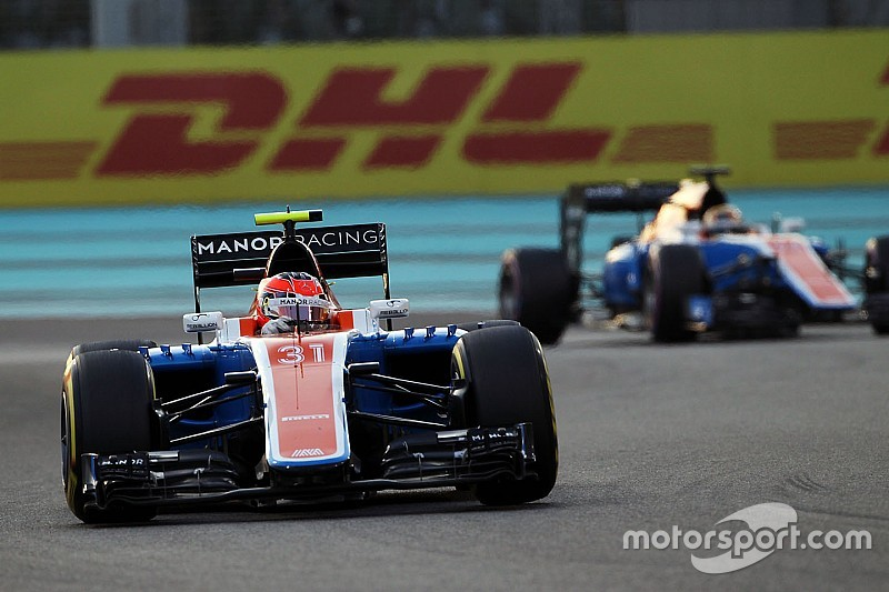 De rapportcijfers: Hoe deed Manor het tijdens het Formule 1-seizoen 2016?