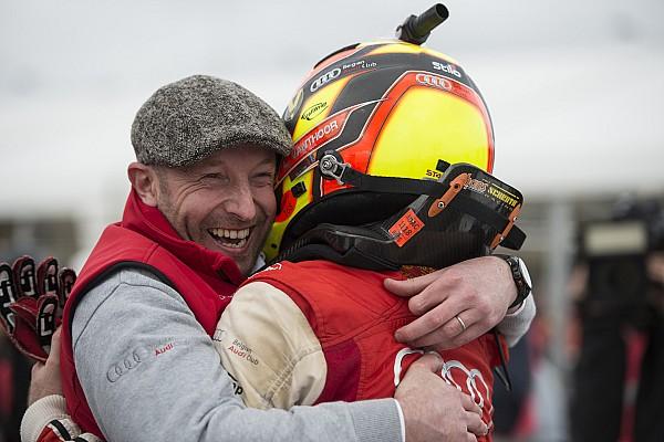 Blancpain Endurance Nieuws Vanthoor neemt afscheid van Audi en WRT