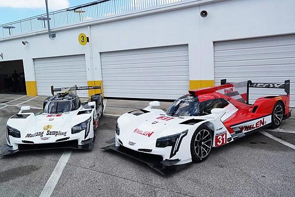 Опубліковані фото ліврей Cadillac команди Action Express Racing