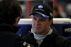 Ле-Ман Новость Баррикелло остался доволен первыми тестами с новой командой