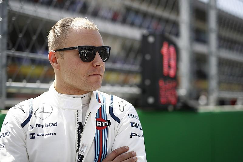 Diretor: Williams não pode deixar Bottas ir para Mercedes