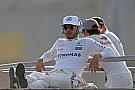 Хэмилтон посоветовал Mercedes не рисковать с выбором его напарника
