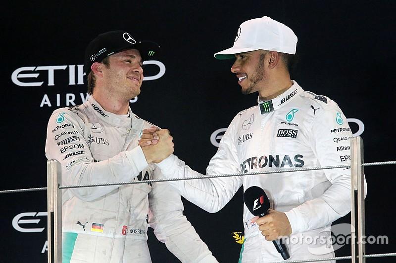 A Hamilton no le preocupa quién vaya a ser su compañero