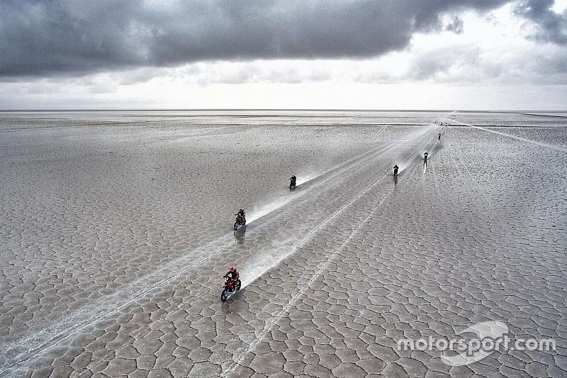 El Dakar se autoabastecerá de agua en Bolivia debido a una intensa sequía