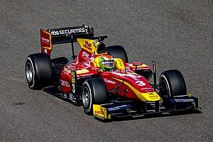 GP2 Новость Делетраз стал пилотом Racing Engineering в GP2