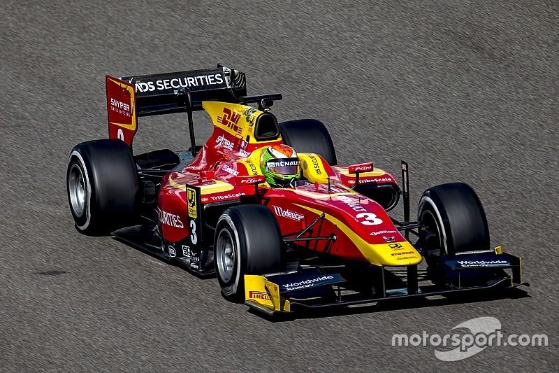 Делетраз стал пилотом Racing Engineering в GP2