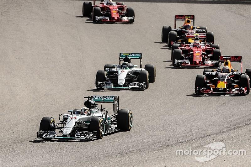 Liberty mikt op budgetplafond Formule 1