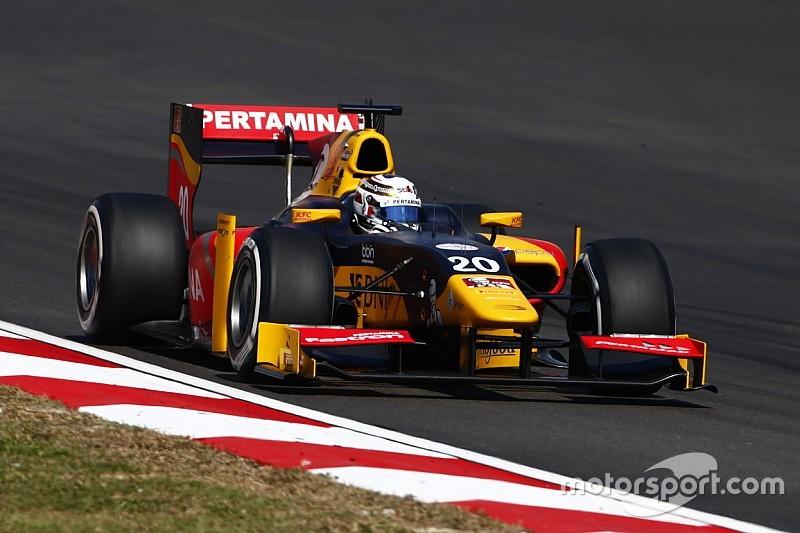 Antonio Giovinazzi wird 3. Ferrari-Formel-1-Pilot