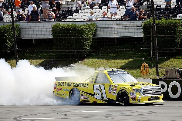 NASCAR Truck News Kyle Busch fährt 2017 nur noch 5 Truck-Rennen