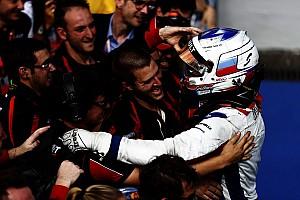 GP2 Избранное Российские пилоты, итоги сезона-2016: Сергей Сироткин