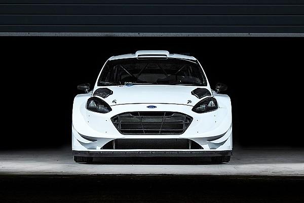 Нові машини WRC 2017 року