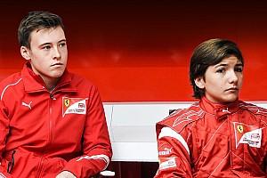 Formulewagens: overig Nieuws Ferrari haalt Enzo Fittipaldi bij opleidingsprogramma