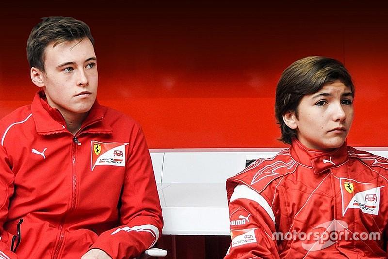 Ferrari haalt Enzo Fittipaldi bij opleidingsprogramma