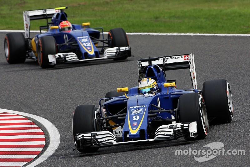Ericsson diz que Nasr o forçou a ser um piloto melhor