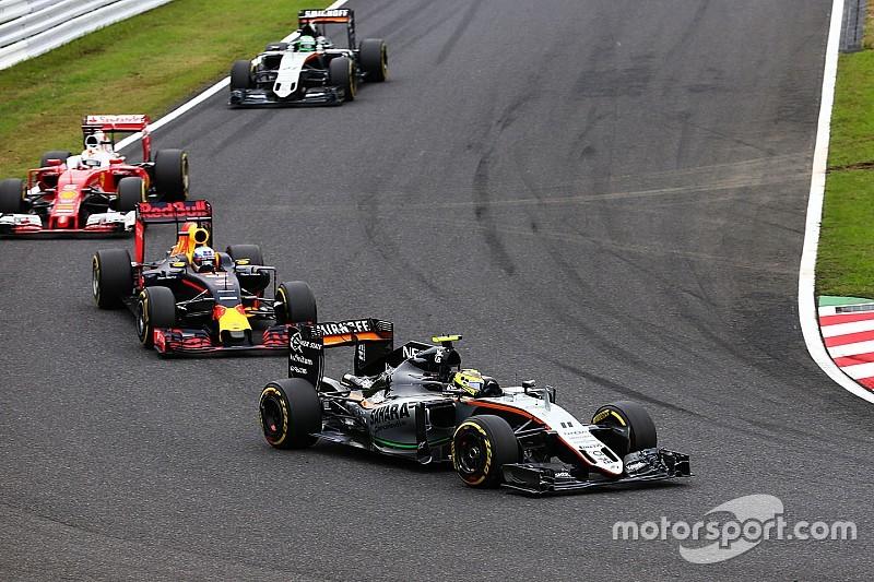 Перес: Force India може боротися за Топ-3 у 2017 році