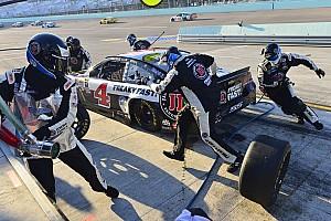 NASCAR Cup Últimas notícias Astro do futebol americano universitário sonha com NASCAR