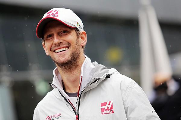 Entrevista: Grosjean, viviendo el sueño americano de la F1