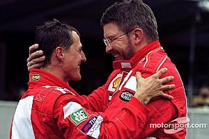 Formula 1 Ultime notizie Ross Brawn: