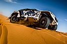 Peugeot no se preocupa por la pérdida de potencia en el DKR 3008