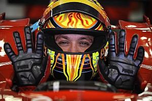 Formel 1 Fotostrecke Bildergalerie: Valentino Rossi testet im Formel-1-Ferrari