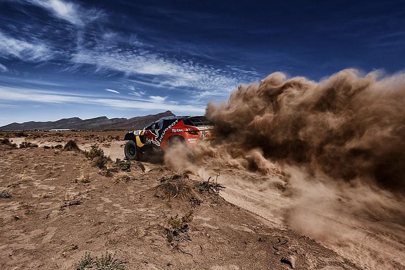 Die 10 wichtigsten Fakten zur Rallye Dakar 2017
