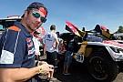 Loeb - Viser la victoire au Dakar serait