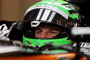 Formel 1 News Noch kein F1-Podium: Nico Hülkenberg nimmt's sportlich