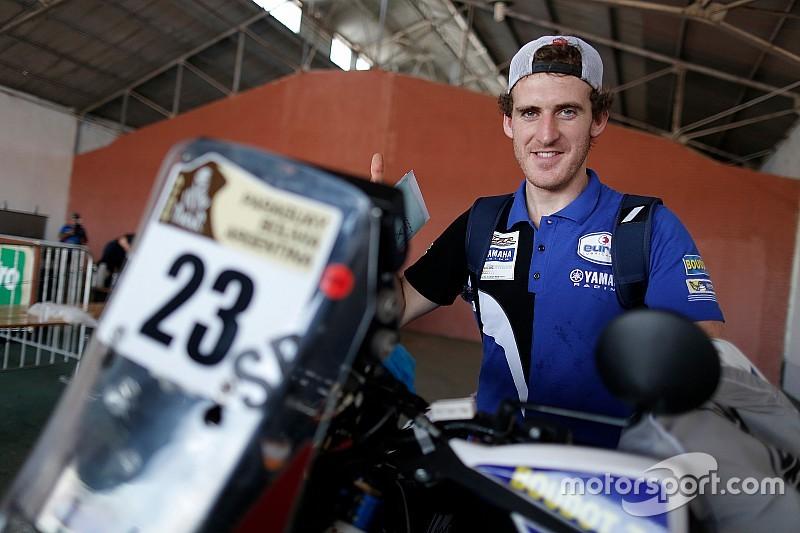 Fransman De Soultrait wint proloog Dakar 2017 bij de motoren