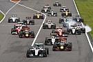 Regulamento híbrido da F1 é