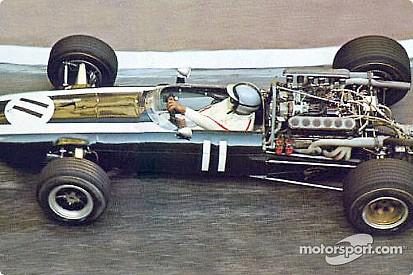 50 años de la primera victoria de México en la Fórmula 1
