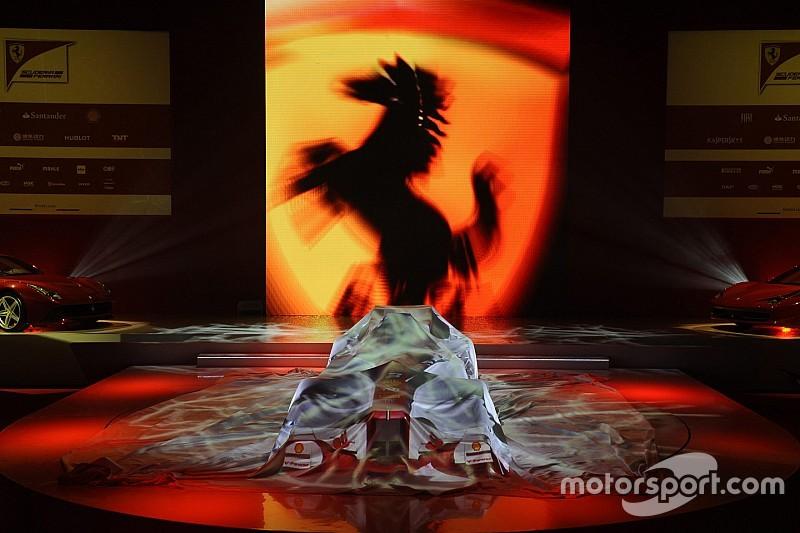 Ferrari deve apresentar mudanças radicais em 2017