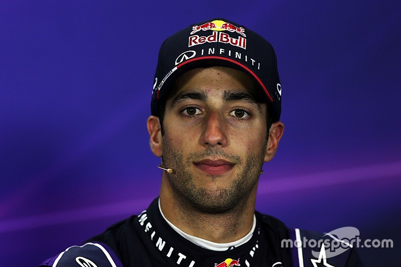 "Daniel Ricciardo: Weltmeister mit Red Bull wäre ""das ideale Szenario"""