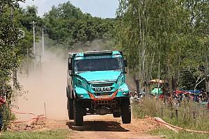 Dakar Commento Dakar, c'è fiducia nel team Petronas De Rooy Iveco