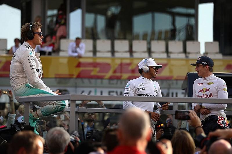 Rosberg tudja, hol a helye, ő nem Hamilton – megnézte, hol él Isten