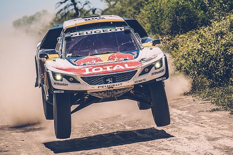 Coches: Triplete de Peugeot y desastre de Toyota