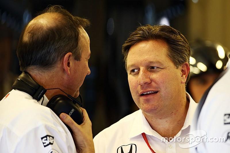 100 milliós lemaradásban van a McLaren a Forma-1 élcsapataihoz képest