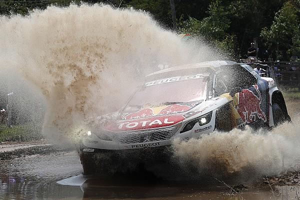 Dakar 2017, 3. etap: Toyota felaket yaşadı, Peterhansel kazandı, Loeb lider